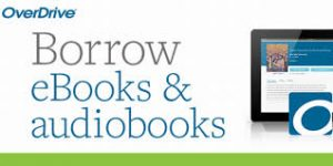 borrow eBooks and audio books
